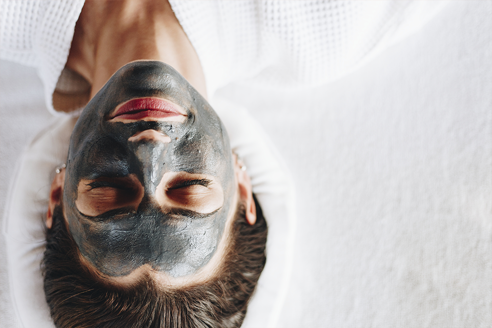 Detoxifying Charcoal Facial